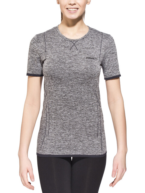 Craft W's Active Comfort RN SS Shirt Black